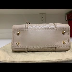 Burberry Bags - Burberry Mini Manor Tan